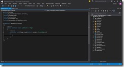 Visual Studio 2013 New Features - Dark Theme Icon Colors